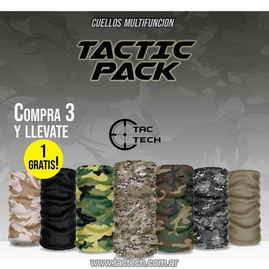cuellos multifuncion tacticos